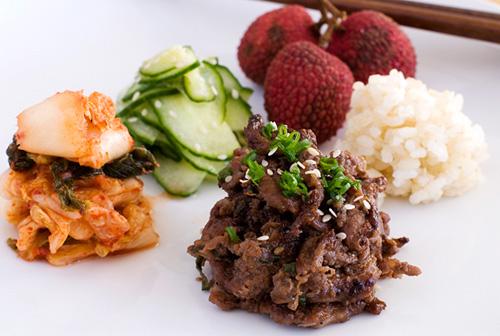Món thịt bò nướng kiểu Hàn - 9