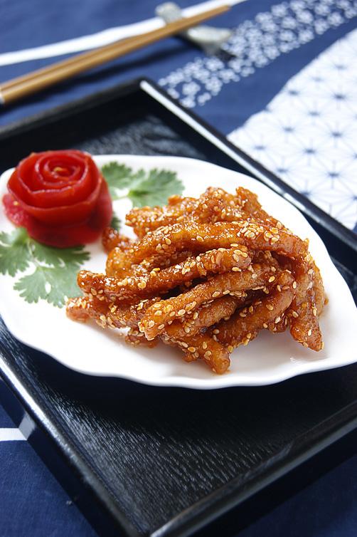 Thịt heo tẩm vừng thơm ngon vui miệng 16