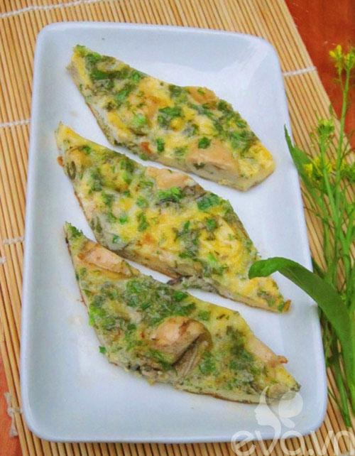 Hàu tráng trứng thơm ngon, bổ dưỡng - 8