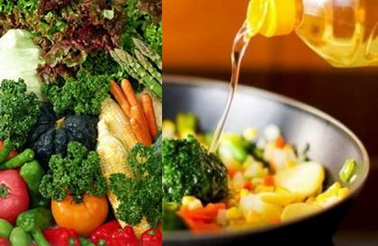 Bí quyết giảm chất béo ngay trong bữa ăn 1