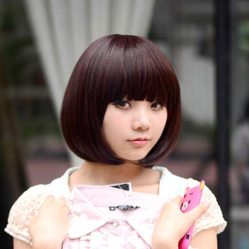 7 kiểu tóc ngắn dễ thương không nên chối từ