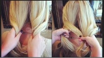 huong dan cach tao kieu toc tet duoi ca don gian 2 Hướng dẫn cách tạo kiểu tóc tết đuôi cá đơn giản