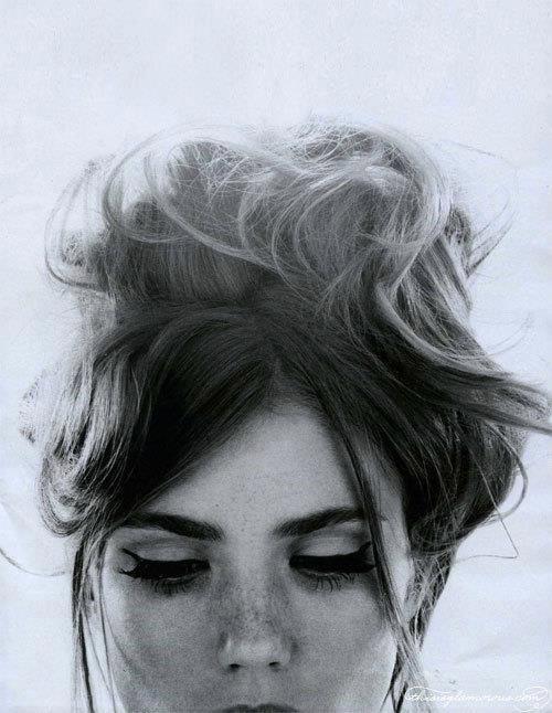 7 kieu toc buicot ban nen thu cho mua he 2013 7 kiểu tóc búi bạn nên thử cho mùa hè 2013