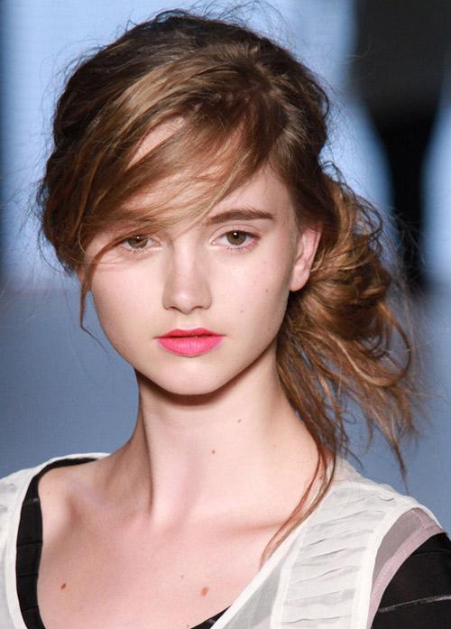 10 3 7 kiểu tóc búi bạn nên thử cho mùa hè 2013