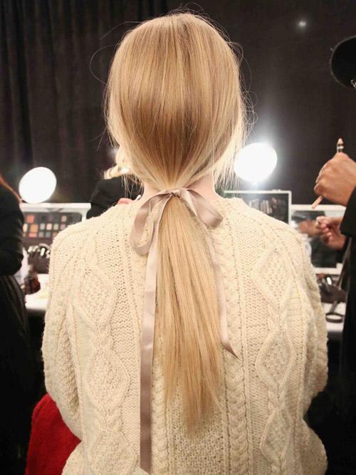 12 3 7 kiểu tóc búi bạn nên thử cho mùa hè 2013