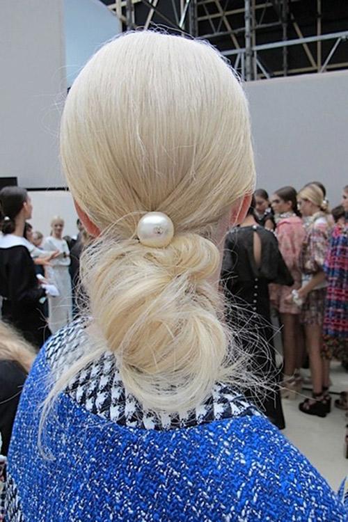 14 3 7 kiểu tóc búi bạn nên thử cho mùa hè 2013