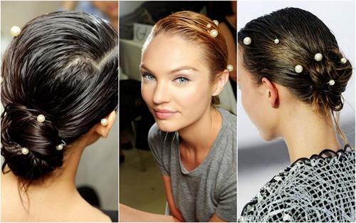 15 2 7 kiểu tóc búi bạn nên thử cho mùa hè 2013