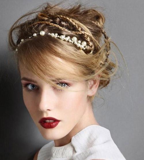 5 11 7 kiểu tóc búi bạn nên thử cho mùa hè 2013
