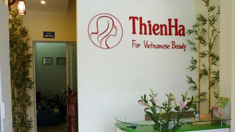 tham my vien thien ha 1 Thẩm mỹ viện Thiên Hà   Thẩm mỹ công nghệ cao tại Hà Nội