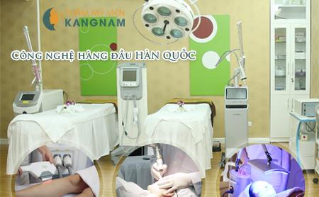 tham my vien kangnam 1 Thẩm mỹ viện Kangnam   Thẩm mỹ viện công nghệ hàng đầu Hàn Quốc