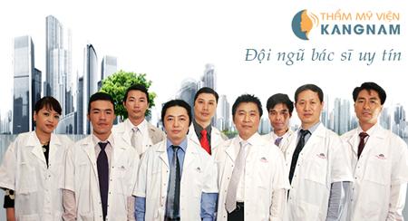 Thẩm mỹ viện Hà Nội,Thẩm mỹ viện Kangnam