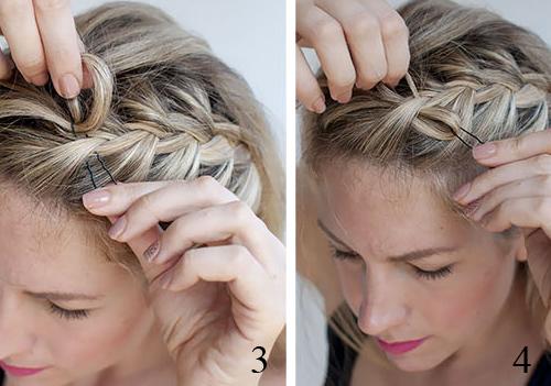 7 kiểu tóc điệu đà chưa tới 5 phút