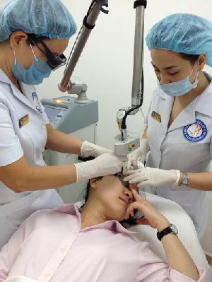 Thẩm mỹ viện Bác sĩ Tú, Trung tâm phẫu thuật laser thẩm mỹ