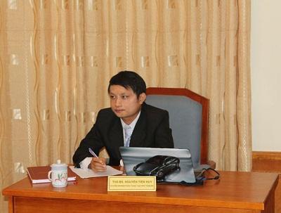 thac si bac si nguyen tien huy Thẩm mỹ viện Sài Gòn Venus   Bác sĩ Nguyễn Tiến Huy