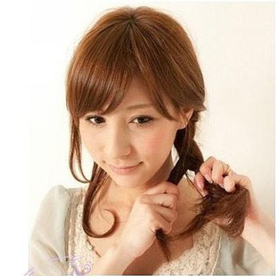 buoc3jpg1369360578 2 kiểu tóc đẹp dành cho bạn tham khảo trong ngày hè