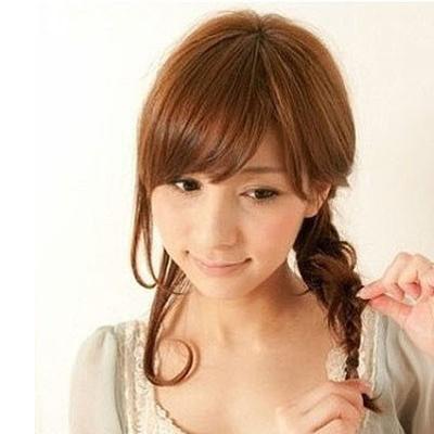 buoc4jpg1369360578 2 kiểu tóc đẹp dành cho bạn tham khảo trong ngày hè