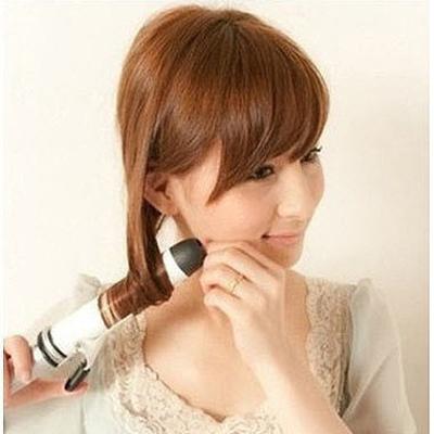 buoc7jpg1369360578 2 kiểu tóc đẹp dành cho bạn tham khảo trong ngày hè