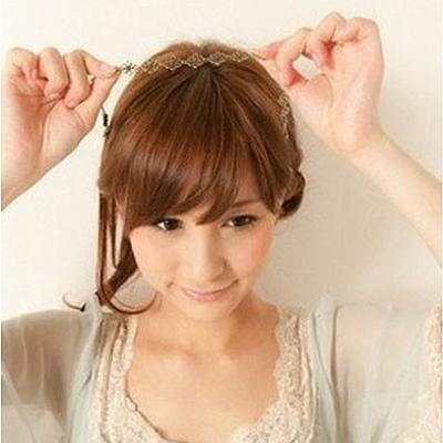 buoc8jpg1369360578 2 kiểu tóc đẹp dành cho bạn tham khảo trong ngày hè