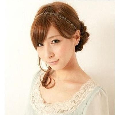 buoc9jpg1369360578 2 kiểu tóc đẹp dành cho bạn tham khảo trong ngày hè