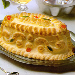 banh bong lan Cách làm bánh bông lan