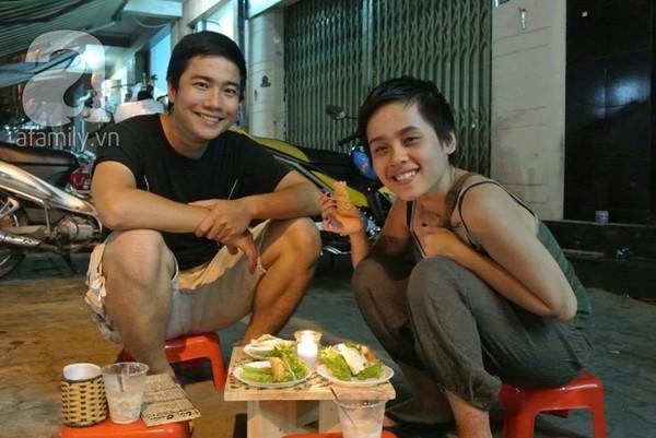 Lạ miệng sandwich cuộn Đà Nẵng 2