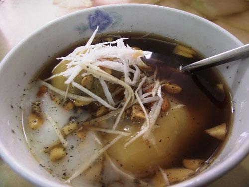 Đi ăn chè Hà Nội mùa đông 1