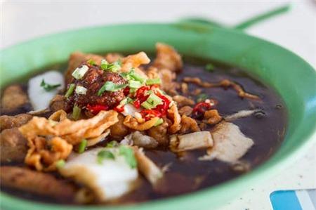 5 món ăn đường phố khoái khẩu Singapore, Ẩm thực, mon an duong pho Singapore, am thuc Sigapore, am thuc duong pho Sigapore, Yusheng, Chwee Kueh, Lor Mee, Rojak, Popiah, am thuc, mon ngon de lam, mon ngon