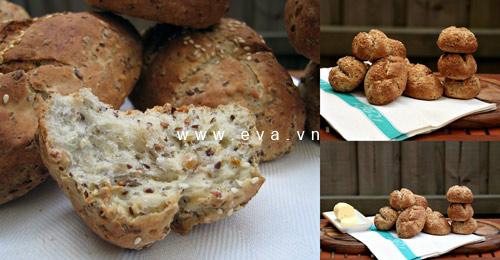 Bánh mỳ Multi grain thơm ngon - 8