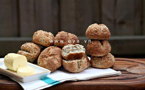 Hướng dẫn làm bánh mỳ Multi grain thơm ngon