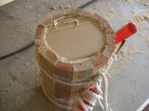 cách làm ly gỗ cực yêu bước 7