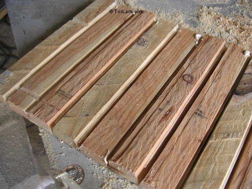 cách làm ly bằng gỗ cực yêu bước 3