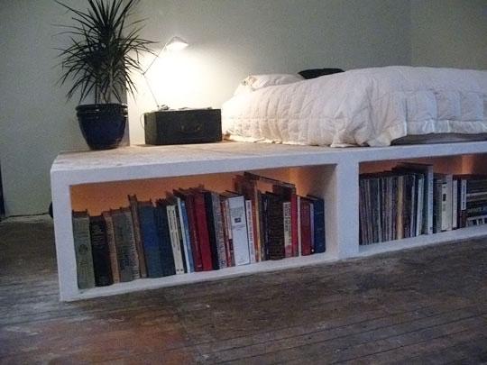 Cách biến chiếc giường thànhđa năng