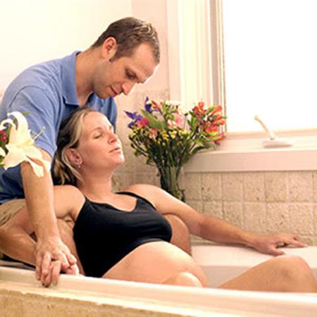 'Bí kíp vàng' để chuyển dạ dễ dàng, Bà bầu, chuyen da, sinh no, mang thai, mang bau, ba bau,