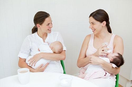Những lỗi cần tránh cho người mới làm mẹ