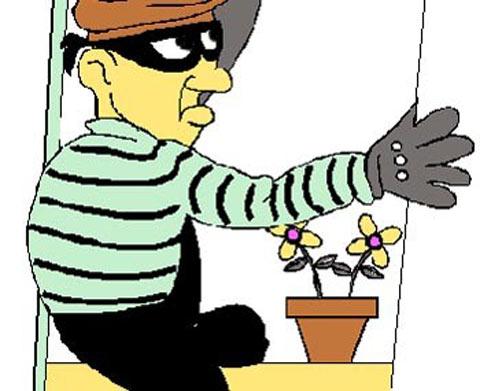 Cách xử lý khi nhà có trộm