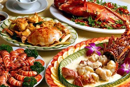 Coi chừng chết vì ăn hải sản