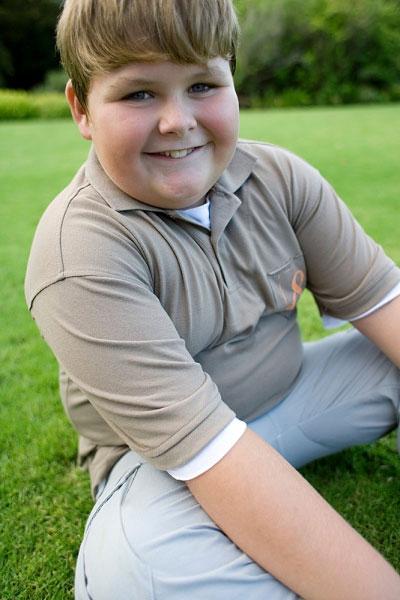 Giúp trẻ thừa cân, béo phì luyện tập