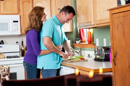 3 cách giản đơn cải thiện hôn nhân