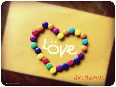 Hướng dẫn cách khác nhau để nói 'Em yêu anh'