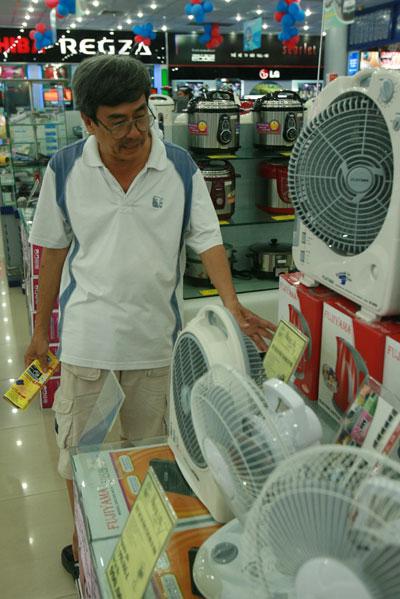 Làm sao để tiết kiệm khi mua hàng điện máy