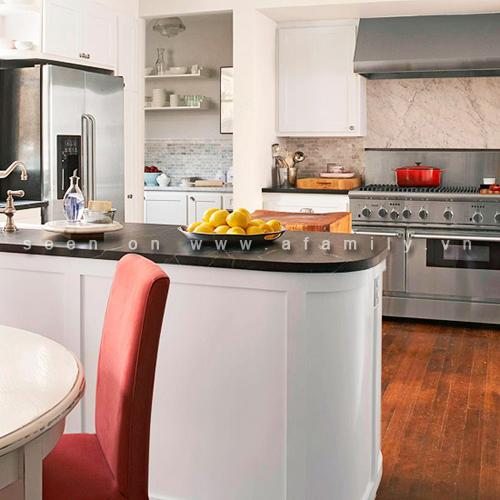 Hướng dẫn cải tạo bếp theo phong cách vượt thời gian