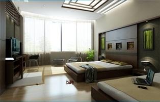 Phương pháp xử lý các căn phòng thiếu ánh sáng.