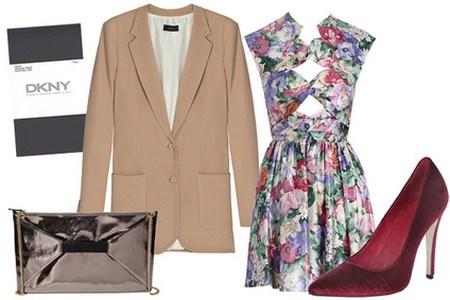 Dự tiệc cưới với 4 bộ đồ phong cách - Làm Đẹp - Thời trang nữ - Thời trang và cuộc sống