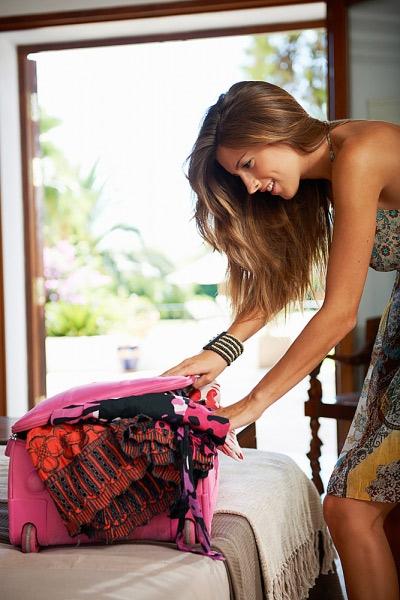 Hướng dẫn sắp xếp túi đồ du lịch hoàn hảo