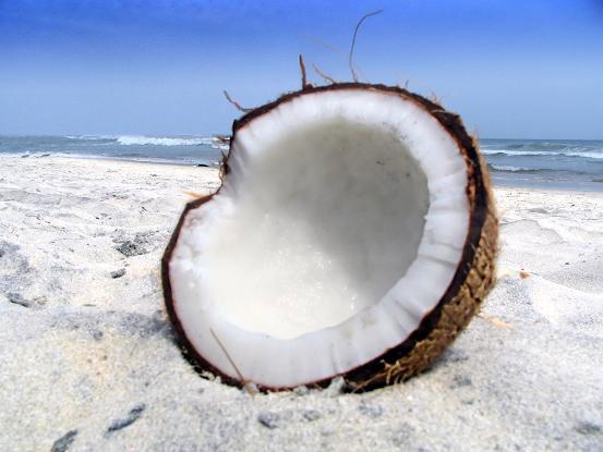 Cách làm đẹp da với dầu dừa