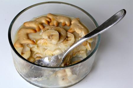 Pudding chuối cho bé yêu của mẹ - 3