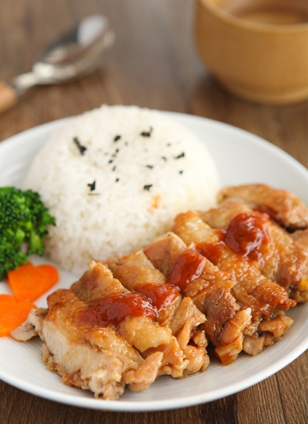 Cơm gà rán cho cơn thèm lúc nửa đêm 10