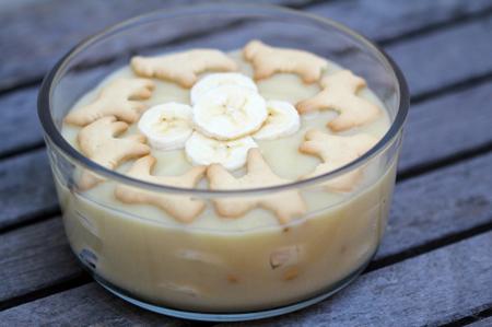 Pudding chuối cho bé yêu của mẹ - 4