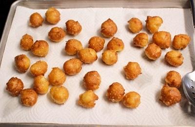 Zeppole - Bánh rán mini của người Ý 10