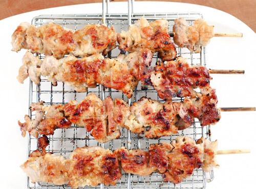 Thịt nướng xiên kiểu Hàn hấp dẫn - 9